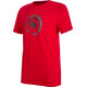 Mammut Seile Shortsleeve Shirt Men red